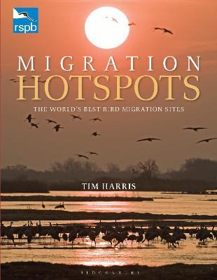 RSPB Migration Hotspots by Tim Harris