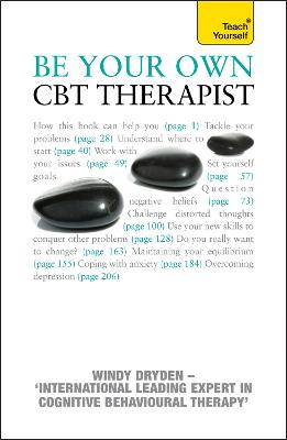 Be Your Own CBT Therapist by Windy Dryden