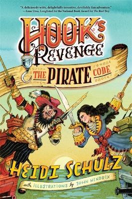 Hook's Revenge by Heidi Schulz
