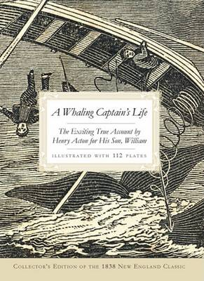Whaling Captain's Life book