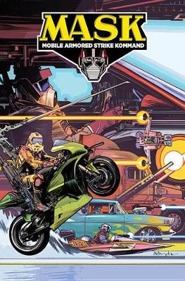 M.A.S.K. Mobile Armored Strike Kommand, Vol. 1 book