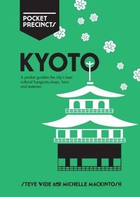 Kyoto Pocket Precincts book