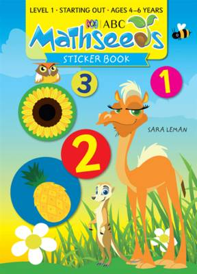 ABC Mathseeds Sticker Book book