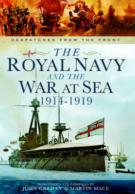 The Royal Navy and the War at Sea - 1914-1919 by Martin Mace