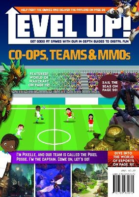 Co-Ops, Teams & MMOs by Kirsty Holmes