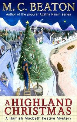 Highland Christmas book
