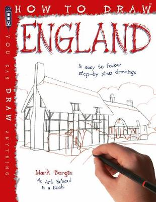 How To Draw England book