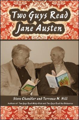 Two Guys Read Jane Austen book