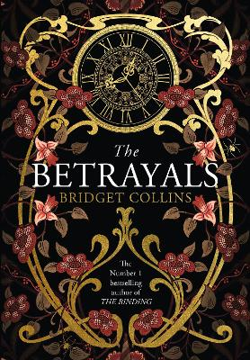 The Betrayals by Bridget Collins