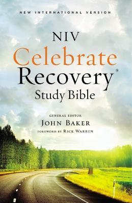 NIV, Celebrate Recovery Study Bible, Paperback by John Baker