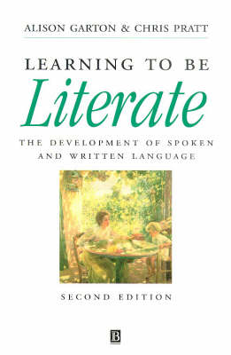 Learning to be Literate book