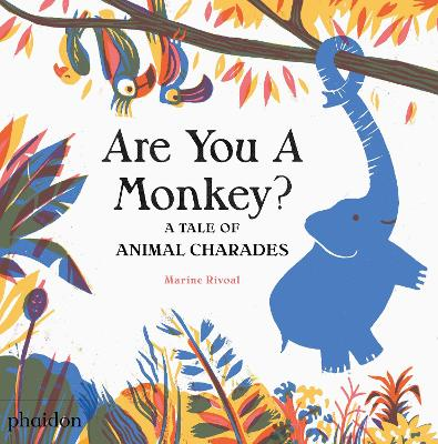 Are You A Monkey? by Meagan Bennett