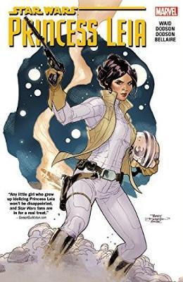 Star Wars: Princess Leia by Mark Waid