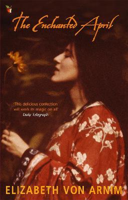 Enchanted April book
