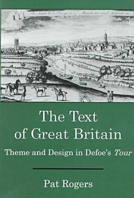 The Text Of Great Britain by Pat Rogers
