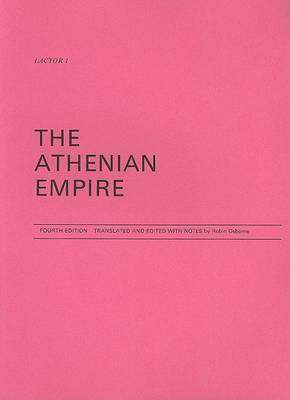 The Athenian Empire by Robin Osborne