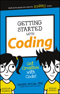 Getting Started with Coding by Camille McCue