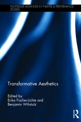 Transformative Aesthetics book