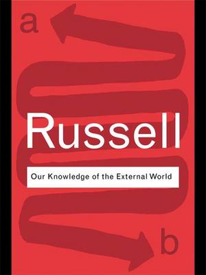 Our Knowledge of the External World book