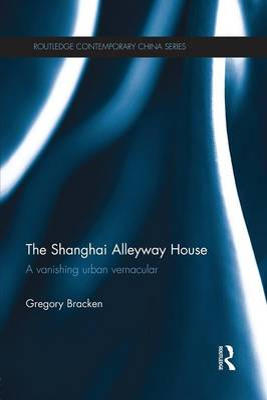 Shanghai Alleyway House book