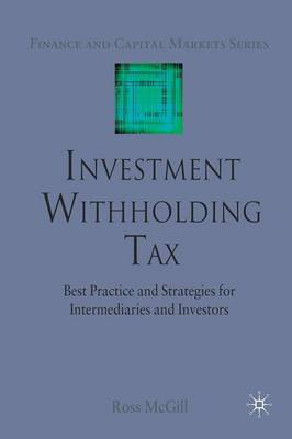Investment Withholding Tax by R. McGill