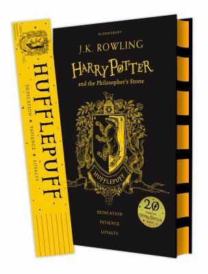 Harry Potter and the Philosopher's Stone   Hufflepuff Edition by J.K. Rowling