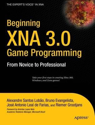Beginning XNA 3.0 Game Programming by Bruno Evangelista