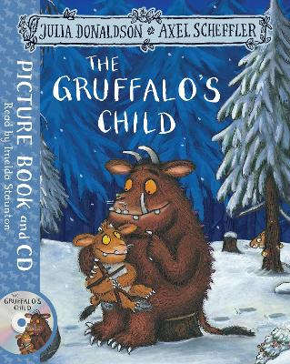 The Gruffalo's Child: Book and CD Pack by Julia Donaldson