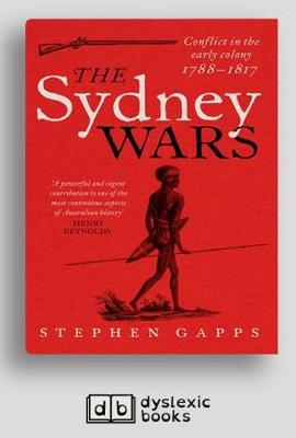 The The Sydney Wars by Stephen Gapps