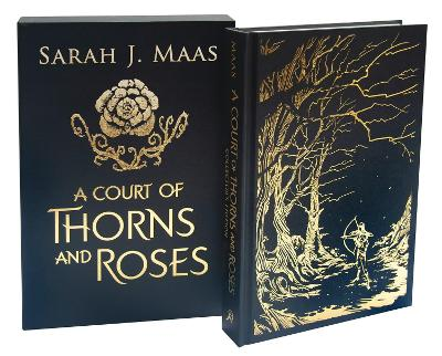 A Court of Thorns and Roses Collector's Edition by Sarah J. Maas