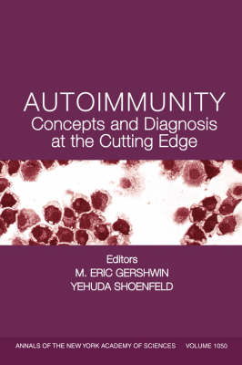 Autoimmunity by M. E. Gershwin