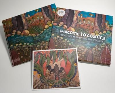 Welcome To Country book