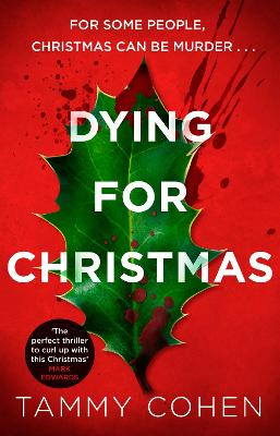 Dying for Christmas book
