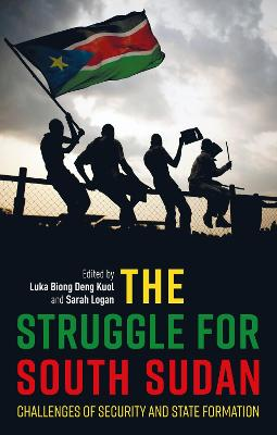 The Struggle for South Sudan: Challenges of Security and State Formation by Prof. Paul Collier