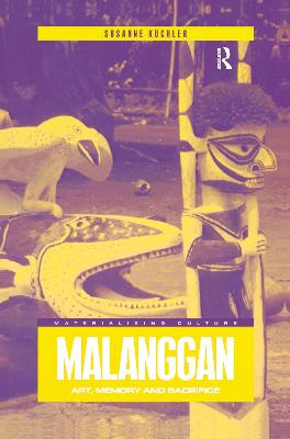 Malanggan by Susanne Kuchler