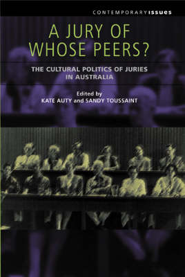 Jury of Whose Peers? by Sandy Toussaint