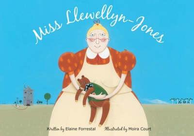 Miss Llewellyn Jones by Elaine Forrestal