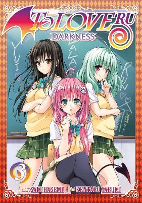 To Love Ru Darkness, Vol. 3 book