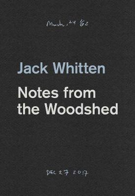 Jack Whitten - Notes From The Woodshed by Katy Siegel
