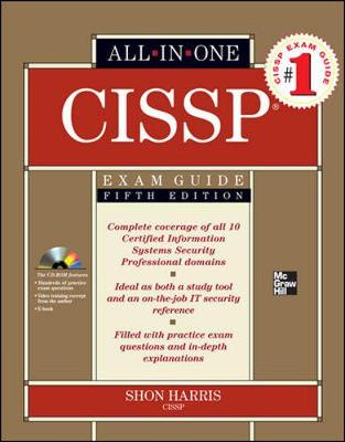 CISSP All-in-One Exam Guide, Fifth Edition by Shon Harris