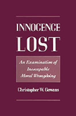Innocence Lost by Christopher W. Gowans