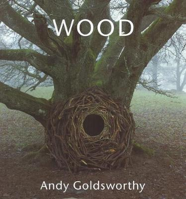 Wood: Andy Goldsworthy by Andy Goldsworthy
