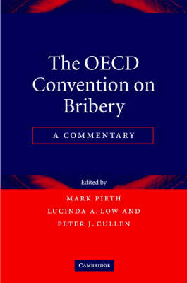 OECD Convention on Bribery book