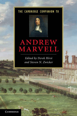 Cambridge Companion to Andrew Marvell by Derek Hirst