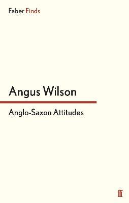 Anglo-Saxon Attitudes book