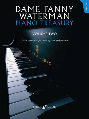 Dame Fanny Waterman's Piano Treasury  v. 2 by Fanny Waterman