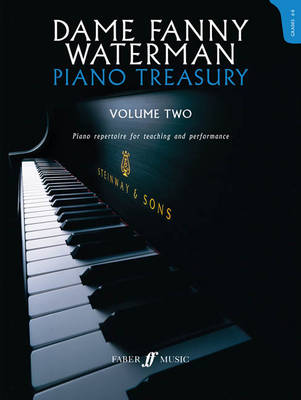 Dame Fanny Waterman's Piano Treasury  v. 2 by Fanny Waterman