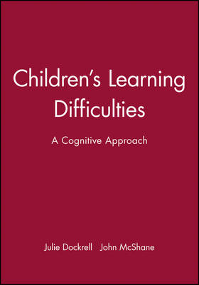 Children's Learning Difficulties book