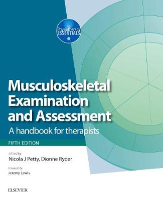 Musculoskeletal Examination and Assessment - Volume 1 book