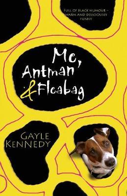 Me, Antman & Fleabag book